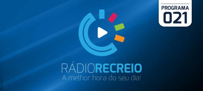 Programa 21 – Só música eletrônica!