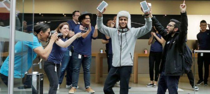Apple | Primeiro comprador do iPhone 7 está decepcionado