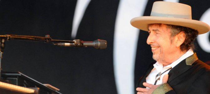 Bob Dylan, único artista com Nobel, Oscar, Grammy e Globo de Ouro