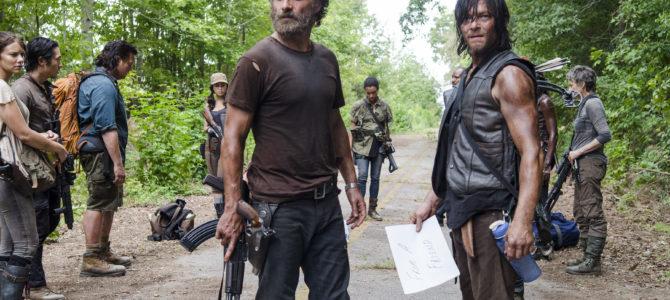 Em The Walking Dead, Vítima de Negan está escolhida desde o ano passado