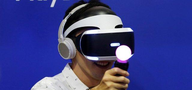 Vendas do PlayStation VR ultrapassam 1 milhão de unidades